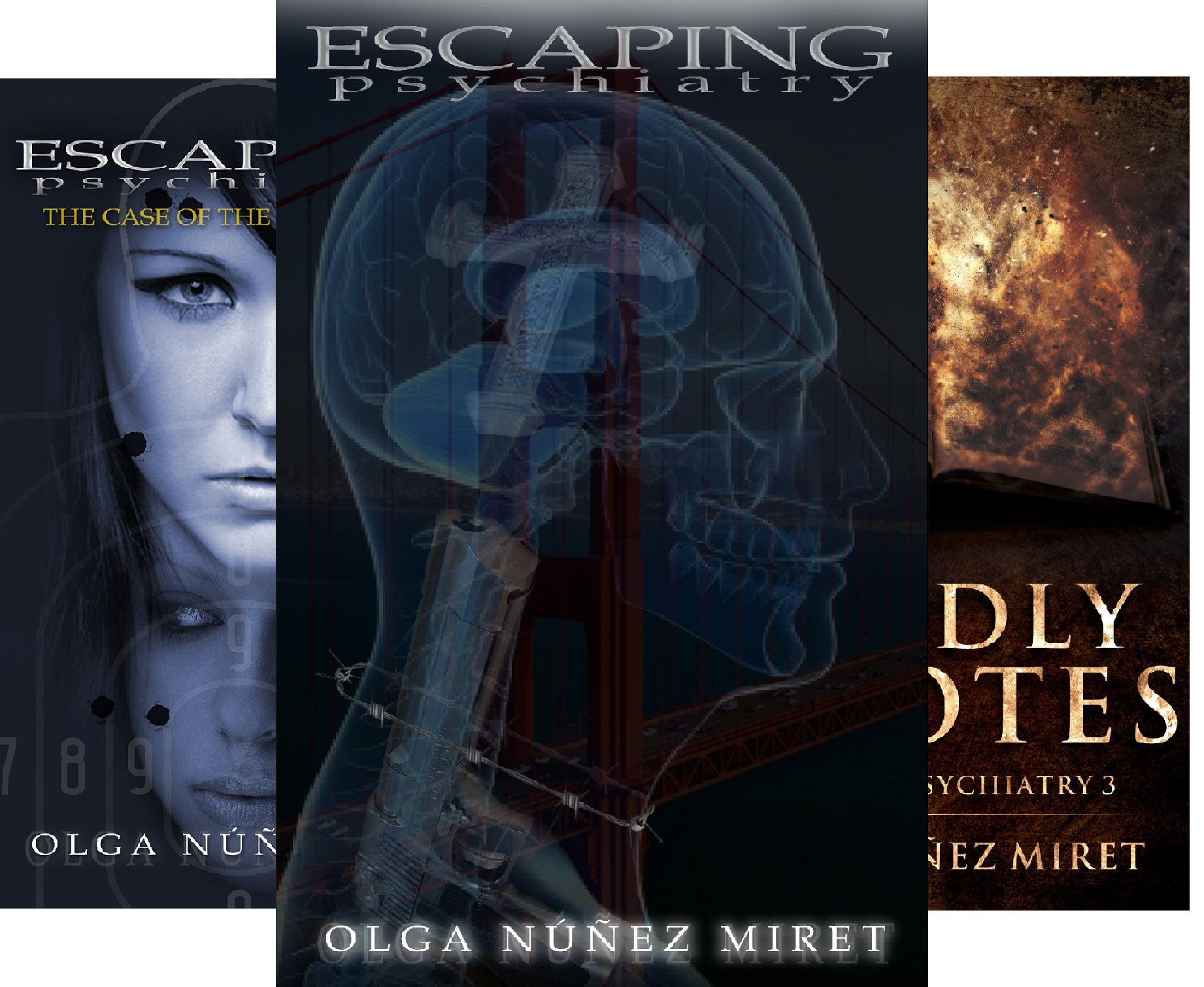 Escaping Psychiatry (3 Book Series) ()