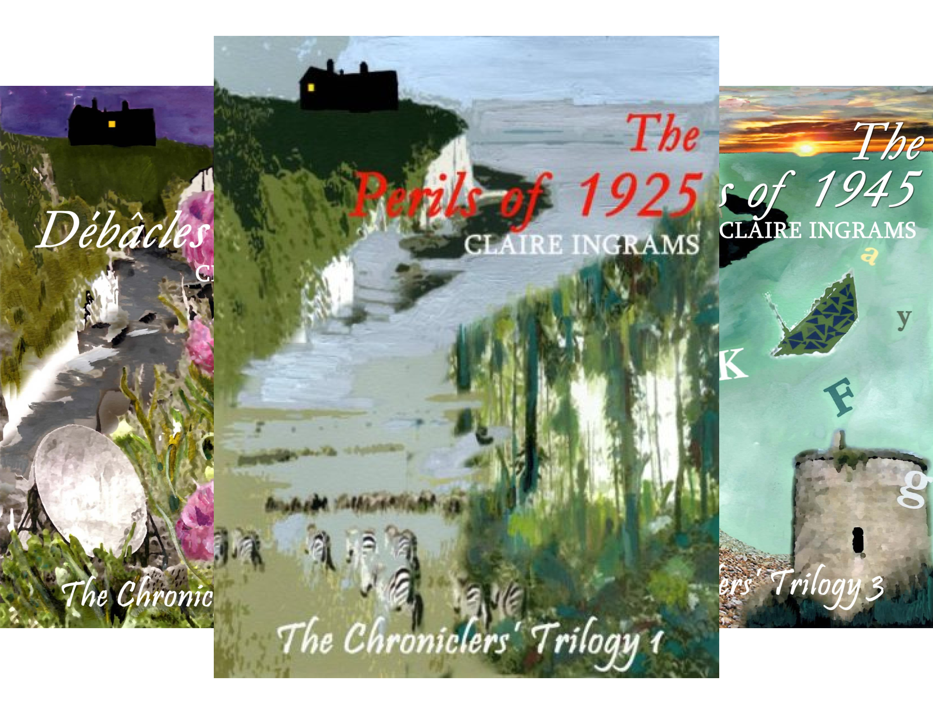 The Chroniclers' Trilogy (3 Book Series)