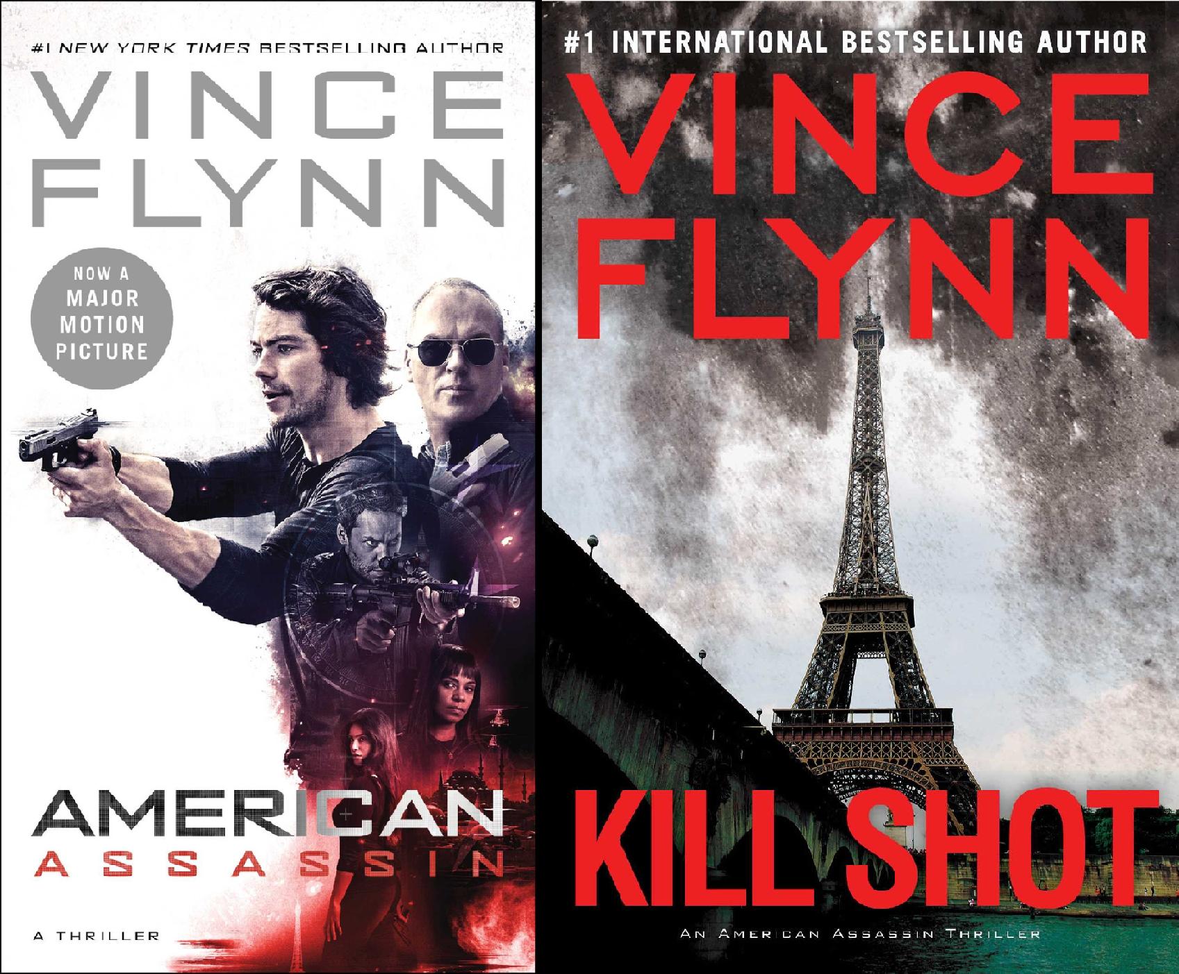 Expert choice for american assassin vince flynn kindle