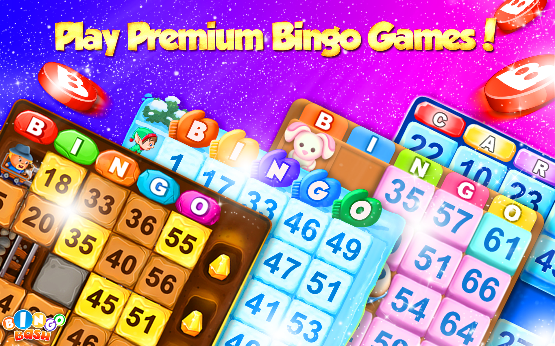 Bingo Bash Free