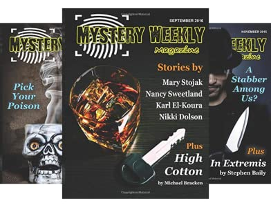 Mystery Weekly Magazine Issues