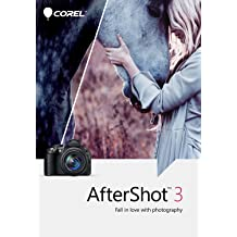 Corel AfterShot 3 Photo Editing Software [PC Download]