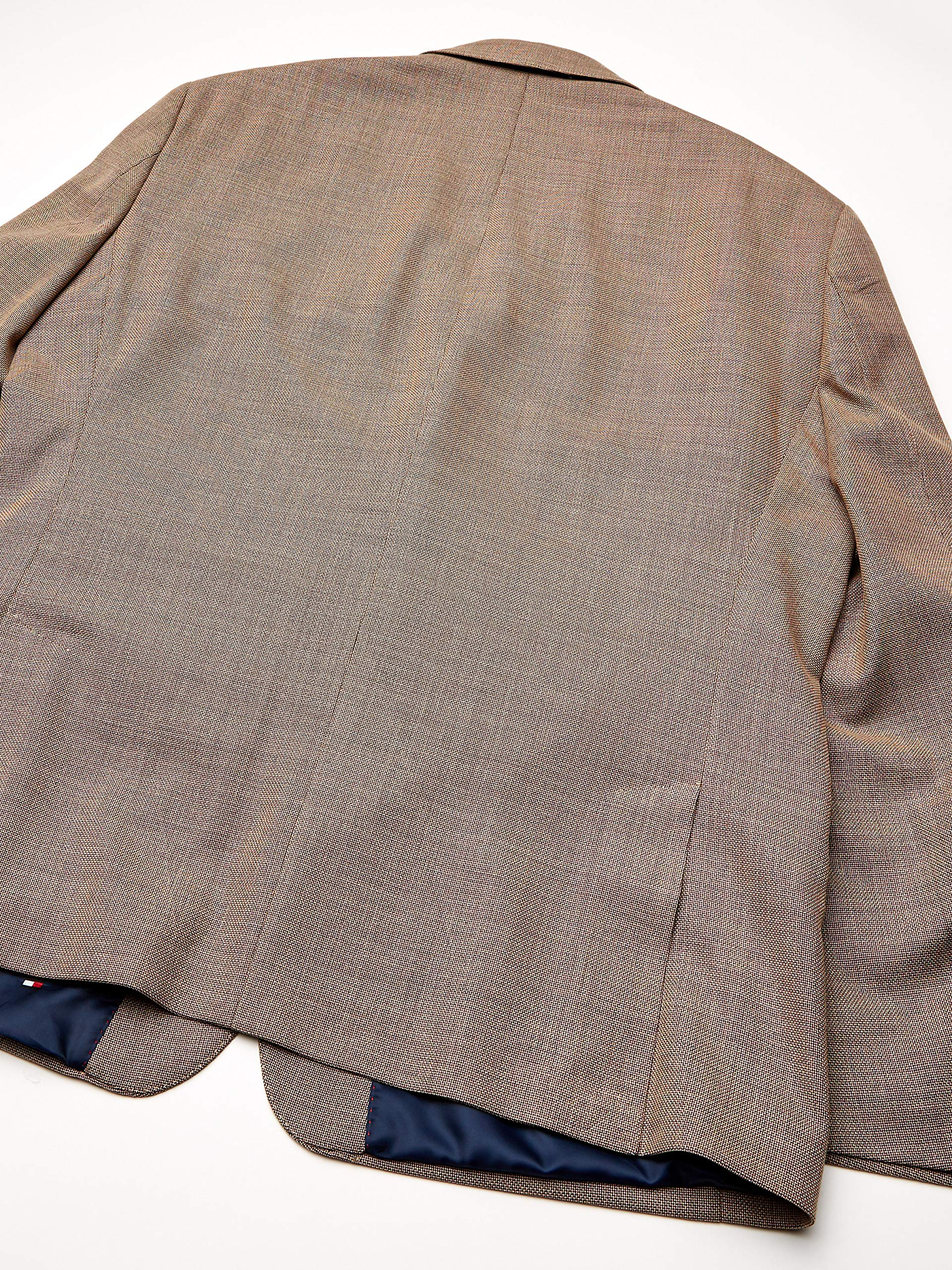 Tommy Hilfiger Men's Big and Tall Modern Blazer, Rustic Brown, 54R by Tommy Hilfiger (Image #2)