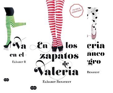 Valeria En Blanco Y Negro Saga Valeria 3 Spanish Edition Ebook Benavent Elísabet Kindle Store