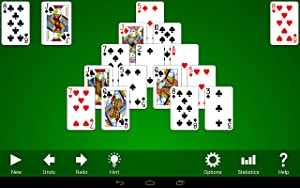 Pyramid Solitaire from Odesys, LLC
