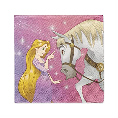Luncheon Napkins | Disney© Rapunzel Dream Big Collection | Party Accessory: Toys & Games