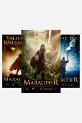 Marauder (3 Book Series) Kindle Edition