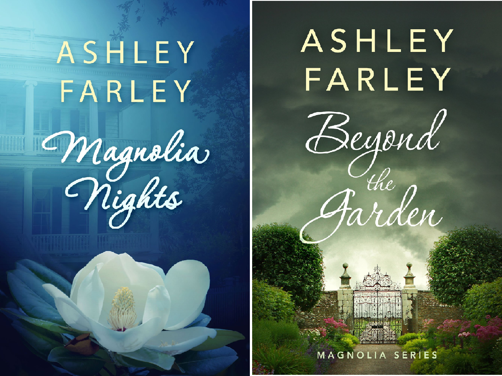 - Magnolia Nights (2 Book Series)