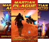 Mars Colony Chronicles (4 Book Series)
