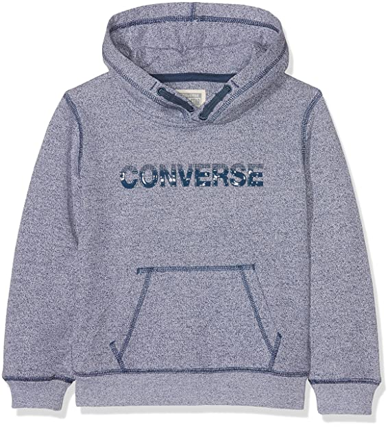 a1eec86a881b Image Unavailable. Image not available for. Colour  Converse Boy s Pullover  Hoodie ...