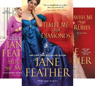 Seduce Me with Sapphires (The London Jewels Trilogy Book 2) - Kindle edition by Feather, Jane. Literature & Fiction Kindle eBooks @ Amazon.com.