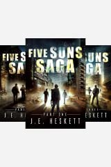 Five Suns Dystopian Trilogy (3 Book Series) Kindle Edition