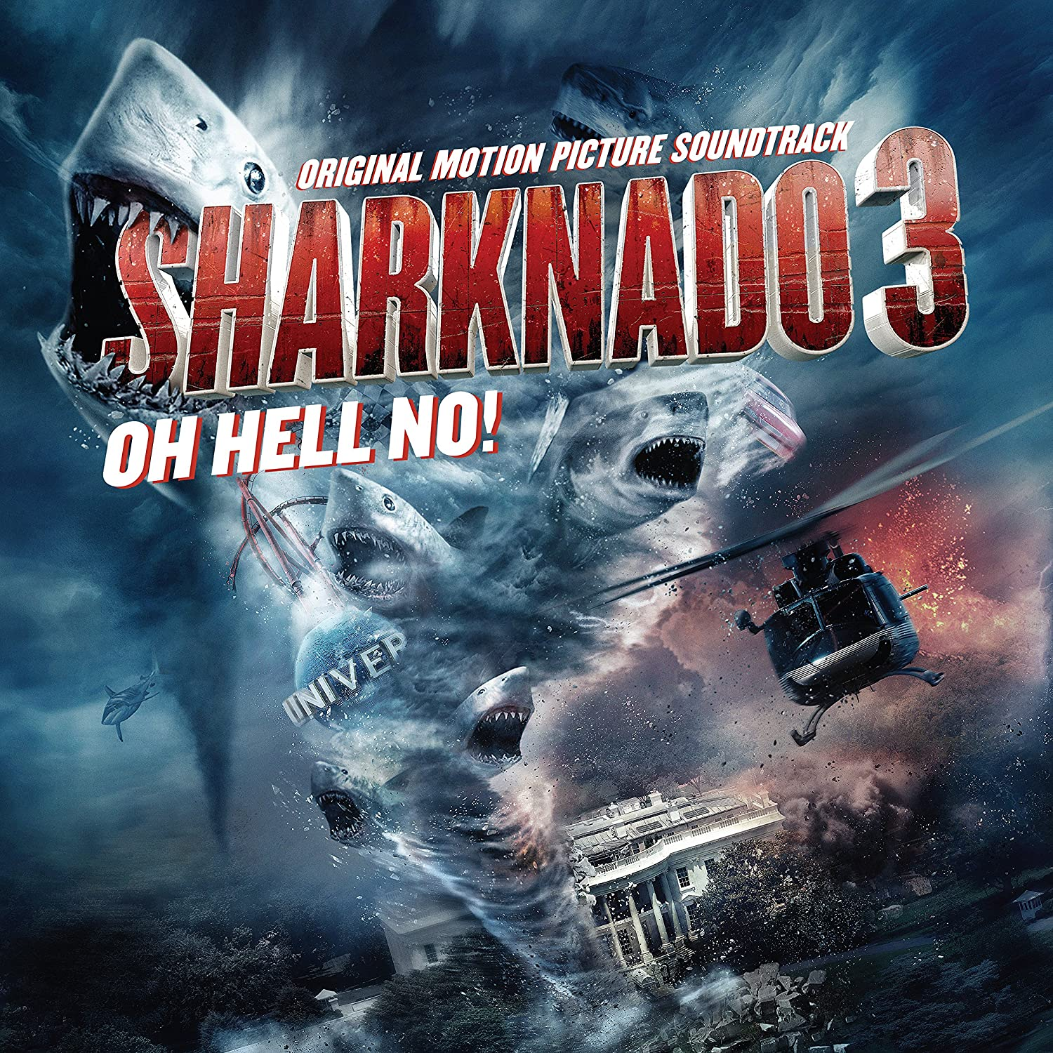 Sharknado 3: Oh Hell No! : Ost, Various: Amazon.es: Música