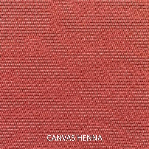 Mozaic Company AMZ369011SP Sunbrella Canvas Henna Outdoor Pillow Set