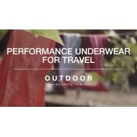 Performance Underwear For Travel with ExOfficio