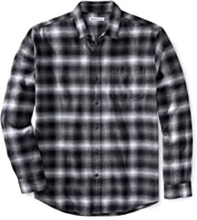 O Neill Violator Flannel Shirt Large Red AOP w White