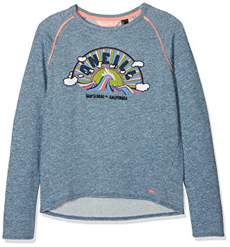 O Neill niña Rise y Surf Streetwear Sudadera, niña, Rise und Surf Sweatshirt