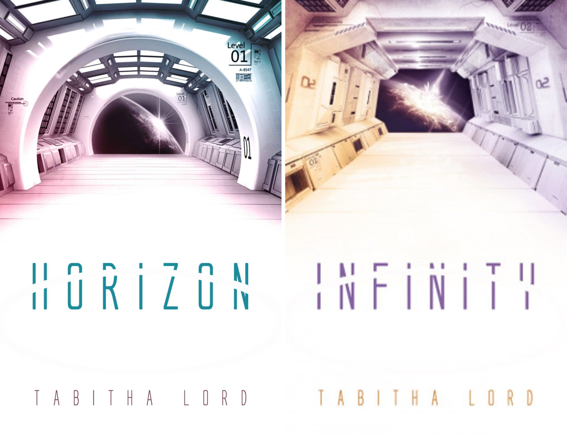 Horizon (2 Book Series)