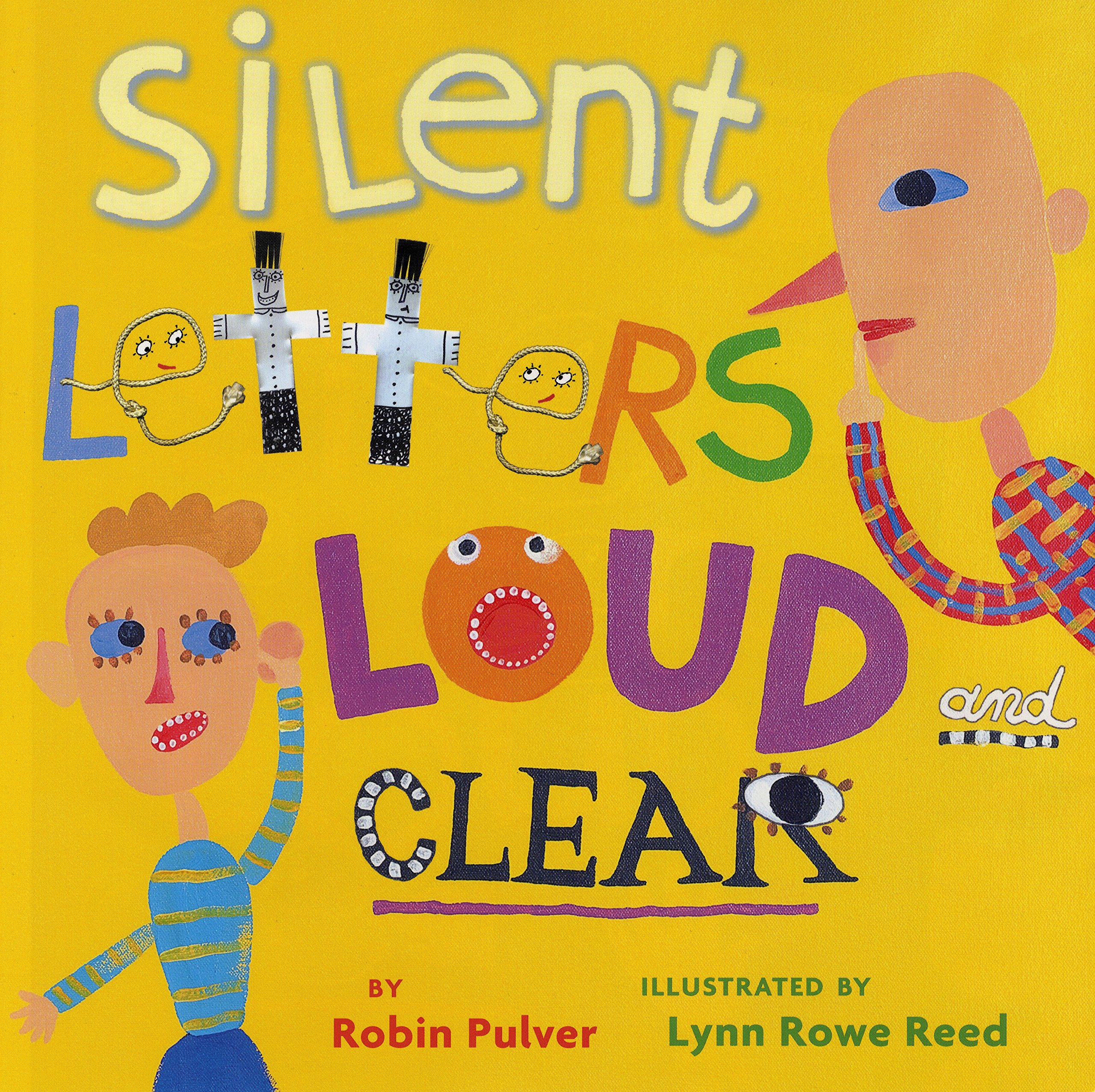 Download Silent Letters Loud and Clear pdf
