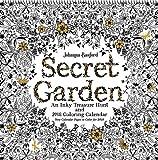 Secret Garden 2018 Wall Calendar