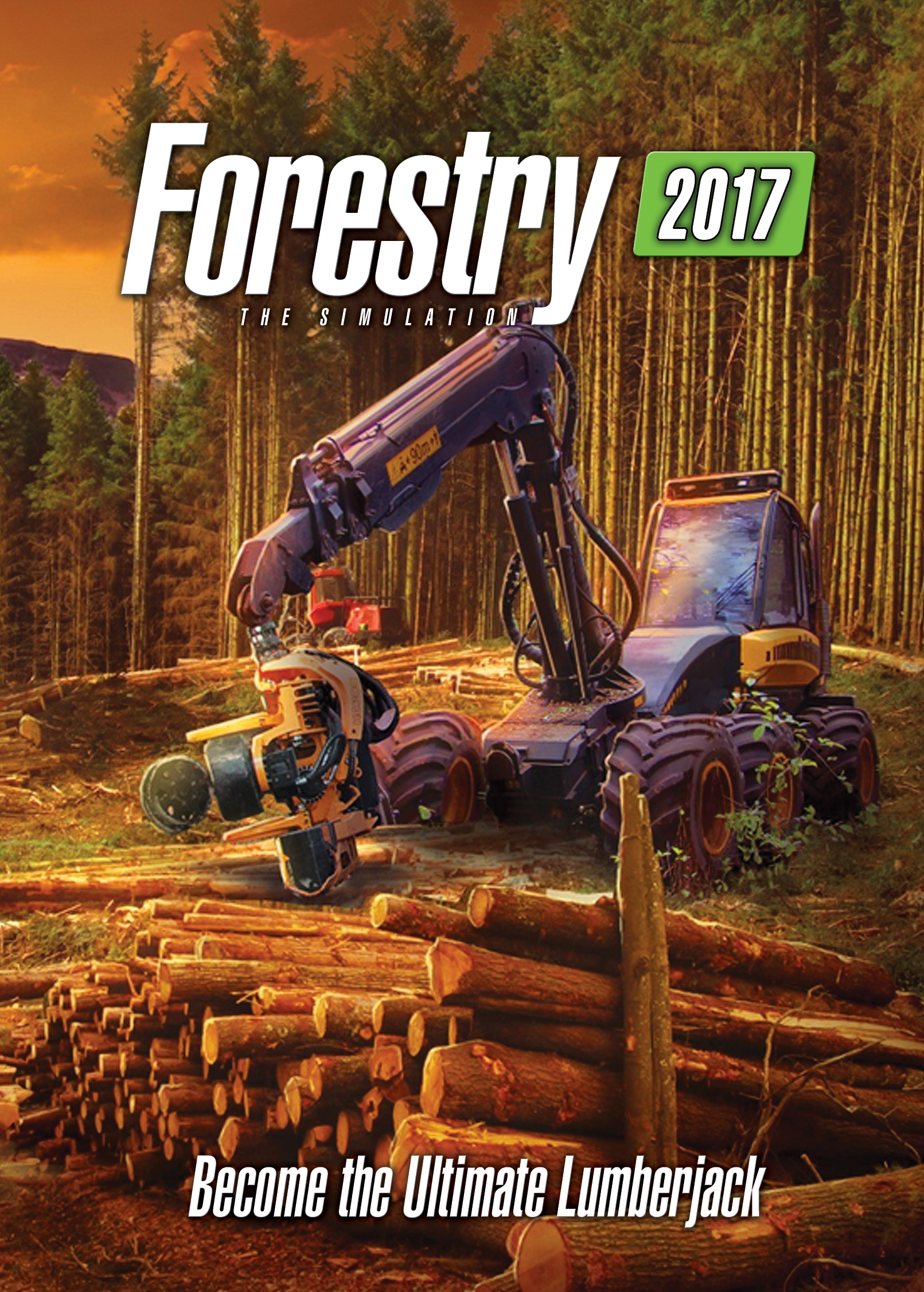 Forestry 2017 The Simulation Download product image