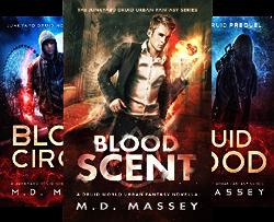 Junkyard Druid Novellas (5 Book Series) by  M.D. Massey