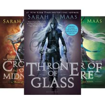 Throne Of Glass Series (6 Book Series)