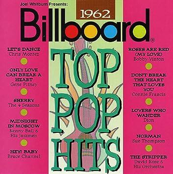 Billboard Top Pop Hits: 1962