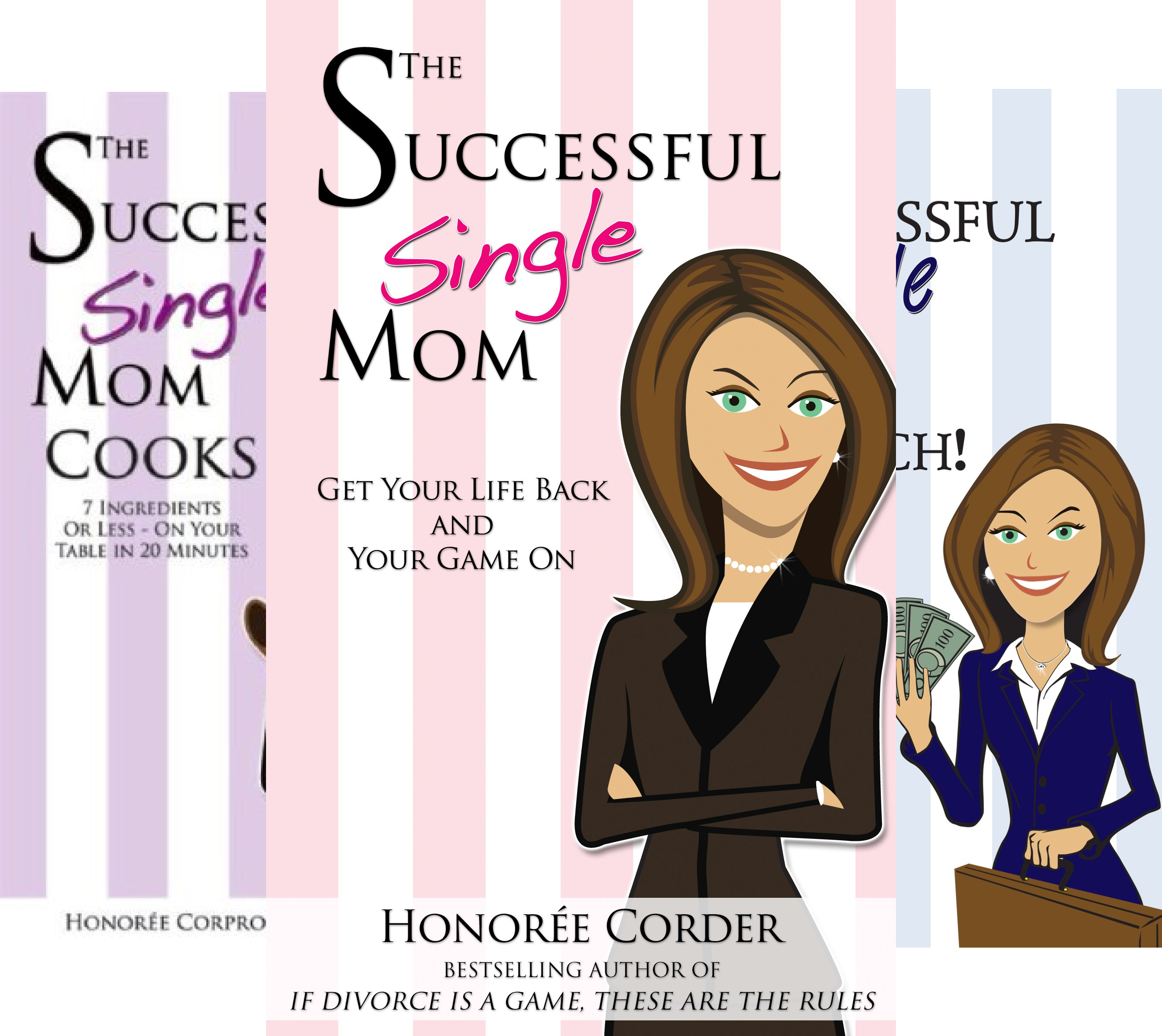 The Successful Single Mom (6 Book Series)