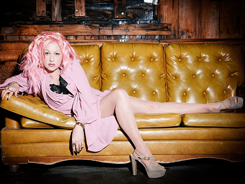 Cyndi Lauper On Amazon Music