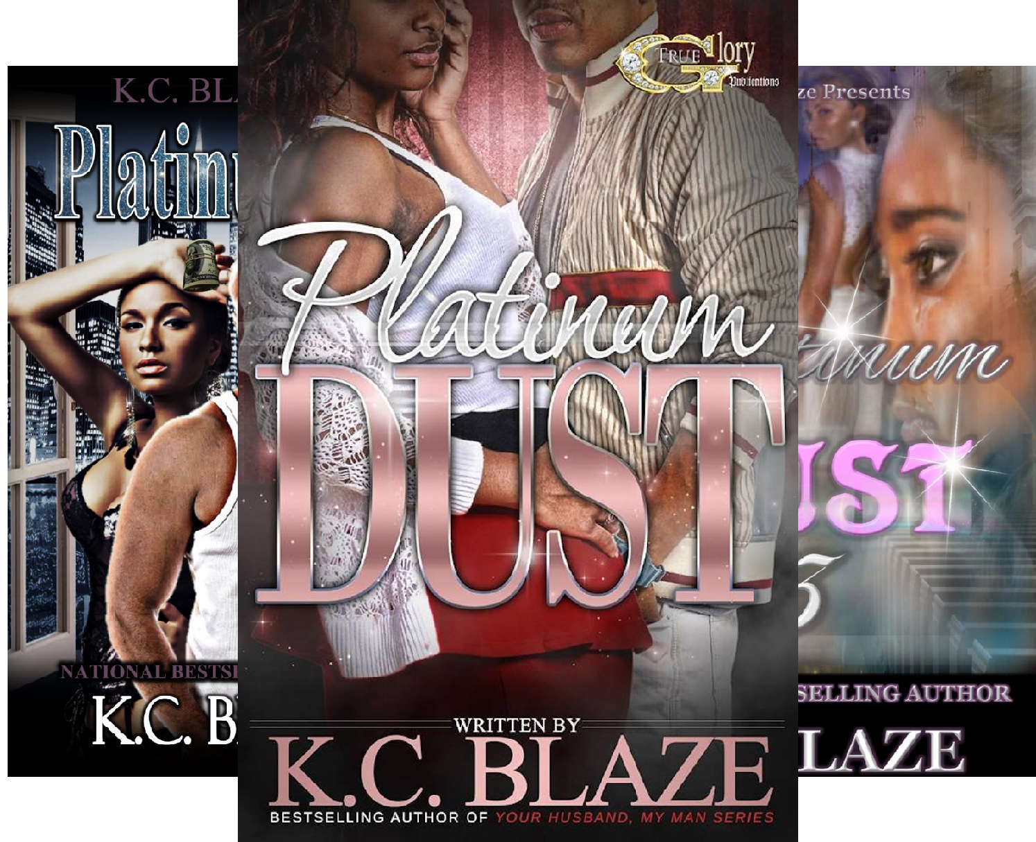 Platinum Dust (3 Book Series)