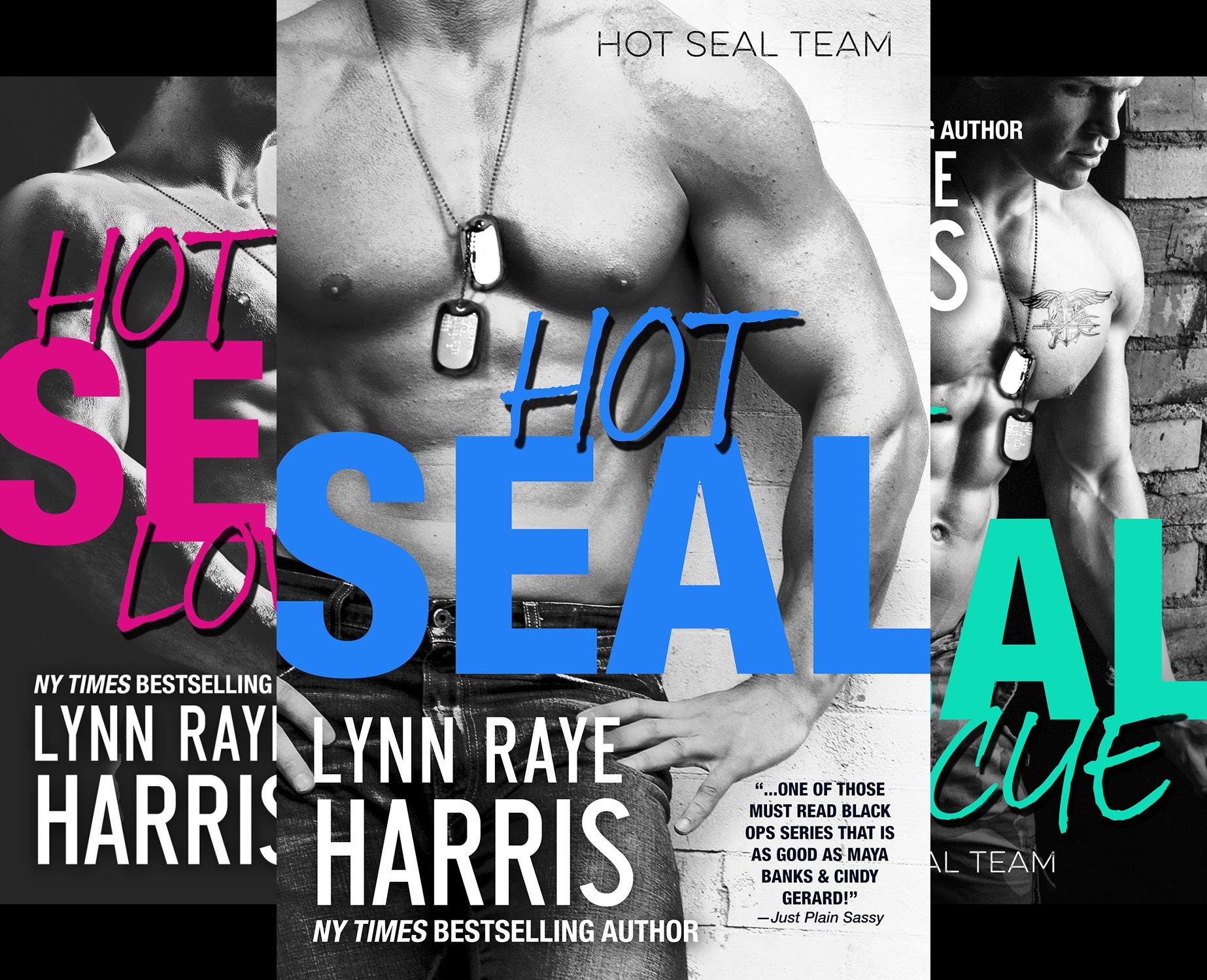 HOT SEAL Team (4 Book Series)