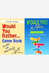 Would You Rather Game Book (2 Book Series) Kindle Edition