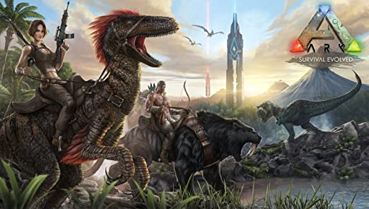 ARK: Survival Evolved Early Access [PC Code - Steam]: Amazon