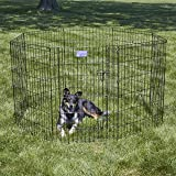 MidWest 554-36DR Foldable Metal Exercise Pen