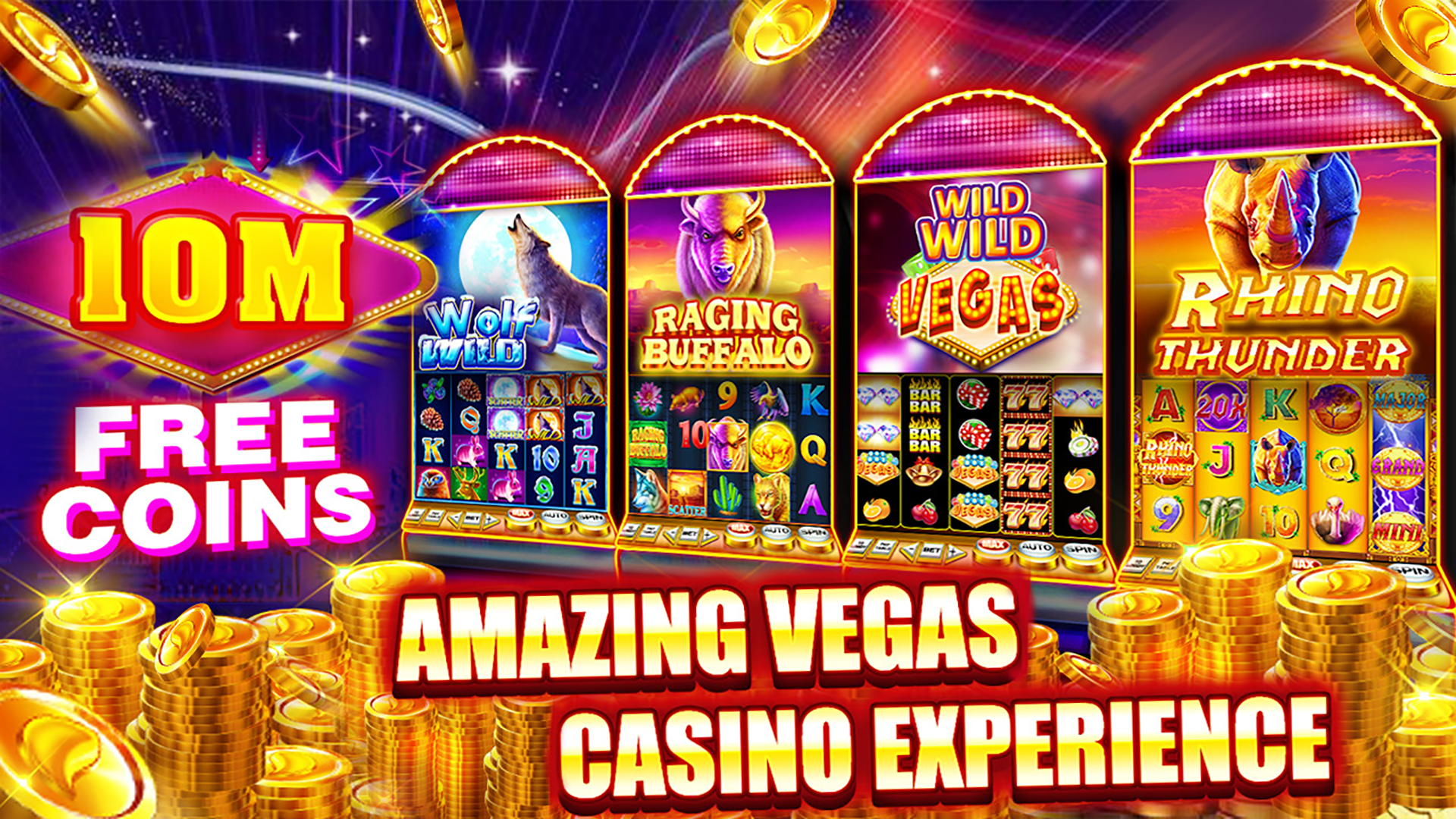Free Vegas Slots For Fun