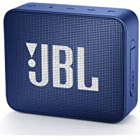 JBL GO2 Bluetooth音箱 IPX7防水/便携/无源*器 黑色 JBLGO2BLK 【日本国内正规产品/附带厂商1年保修JBLGO2BLU