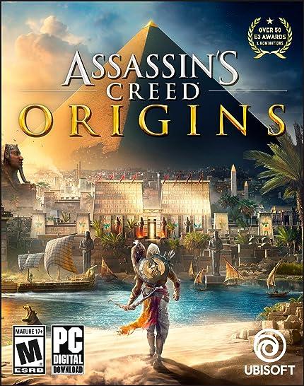 Amazon com: Assassin's Creed Origins - Standard Edition