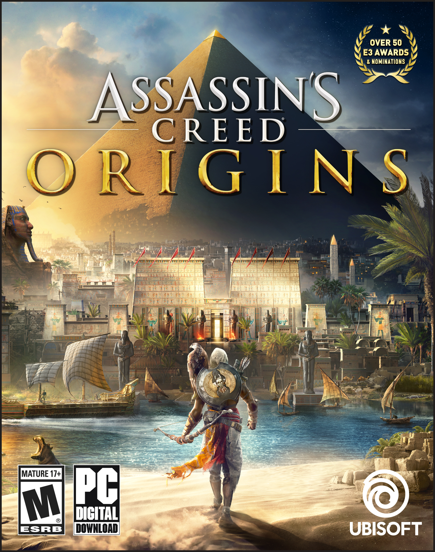 Assassin's Creed Origins - Standard Edition [Online Game Code]