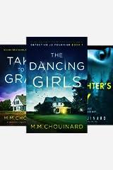 A Detective Jo Fournier Novel (4 Book Series) Kindle Edition