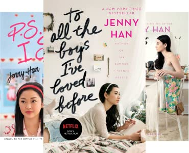 """B1RVT3WoupS. SY300  - A chat with Jenny Han on the """"All the Boys"""" films and more"""