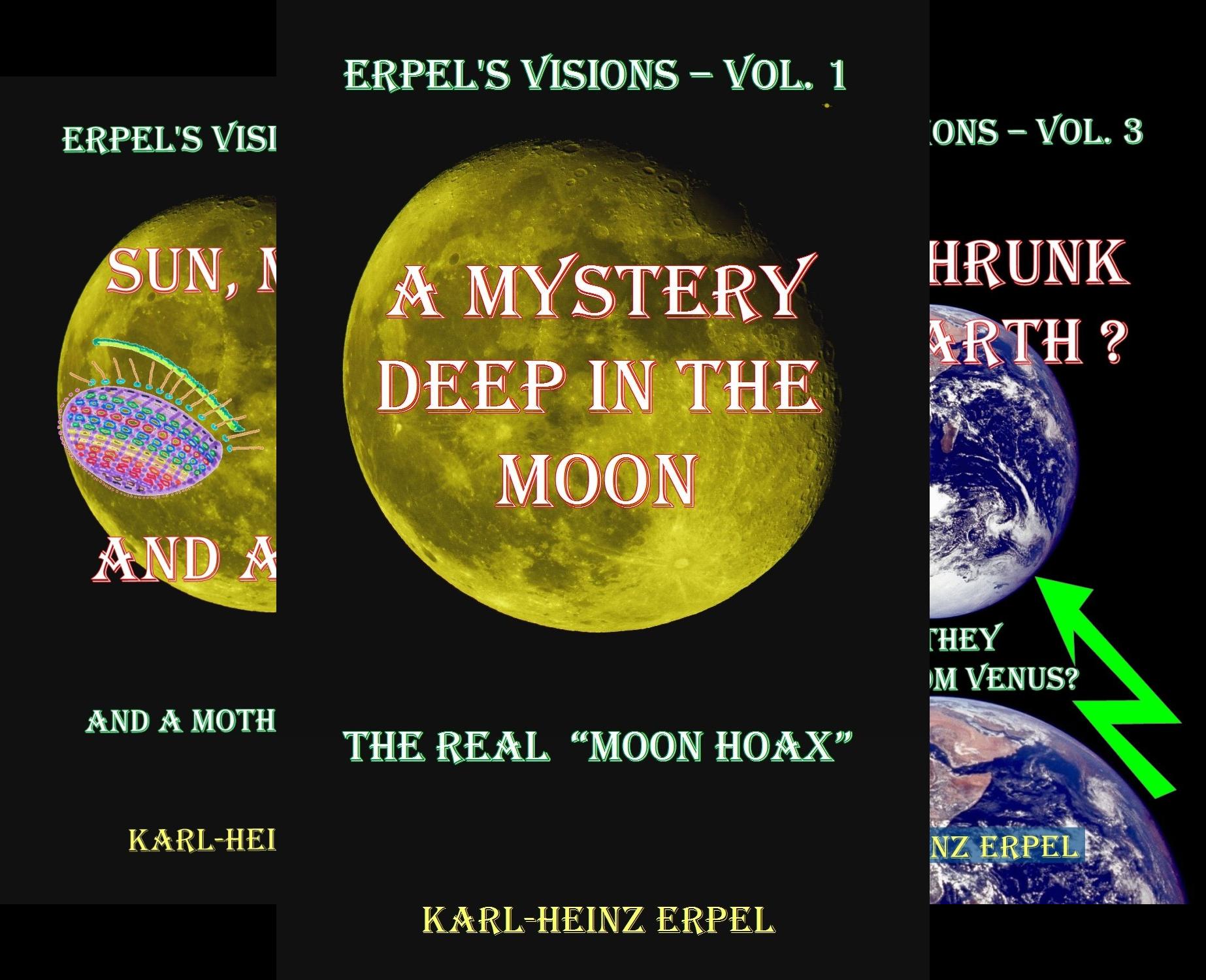 Erpel's Visions (4 Book Series)