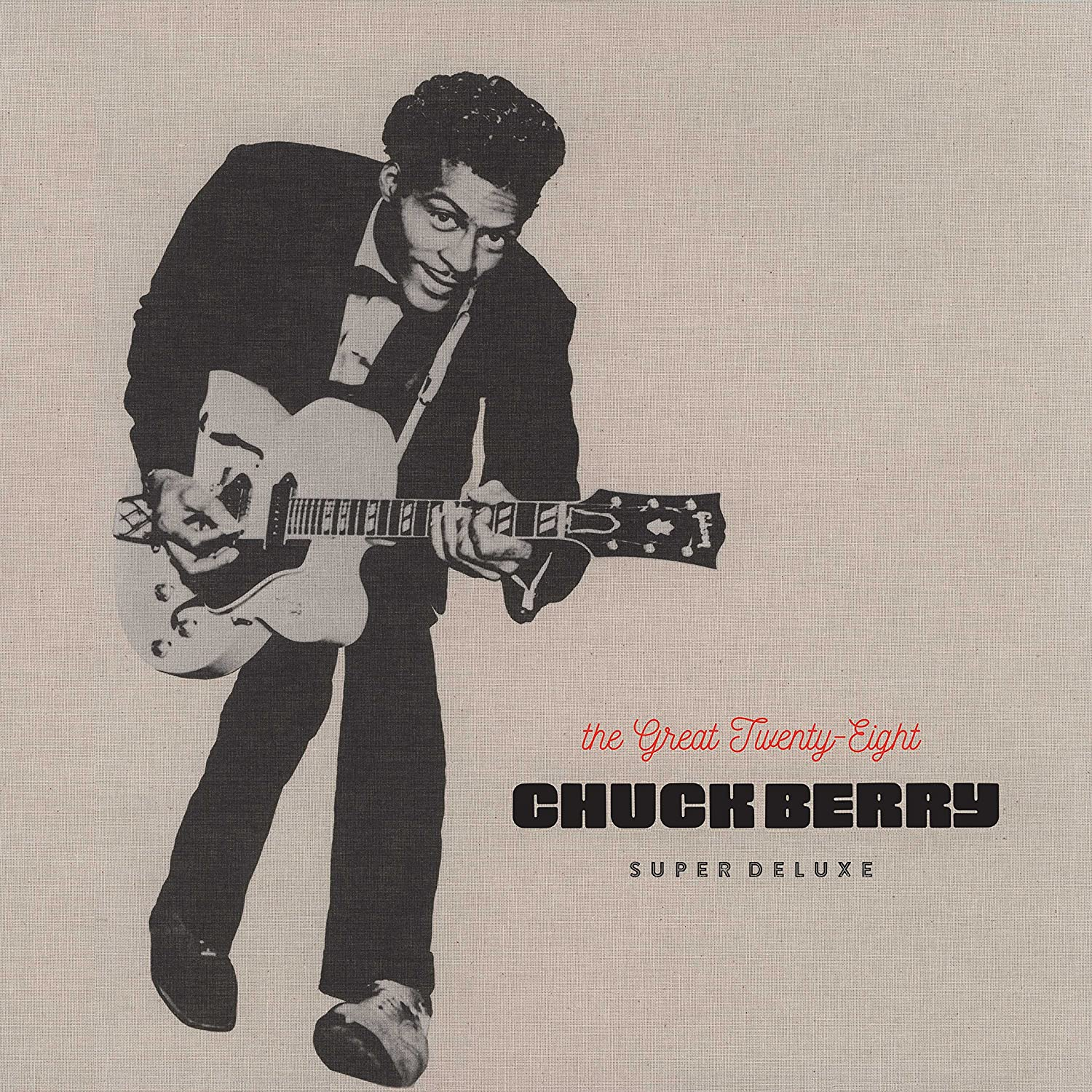 Chuck Berry - The Great Twenty-Eight (Deluxe Edition, 5PC, Oversize Item Split)