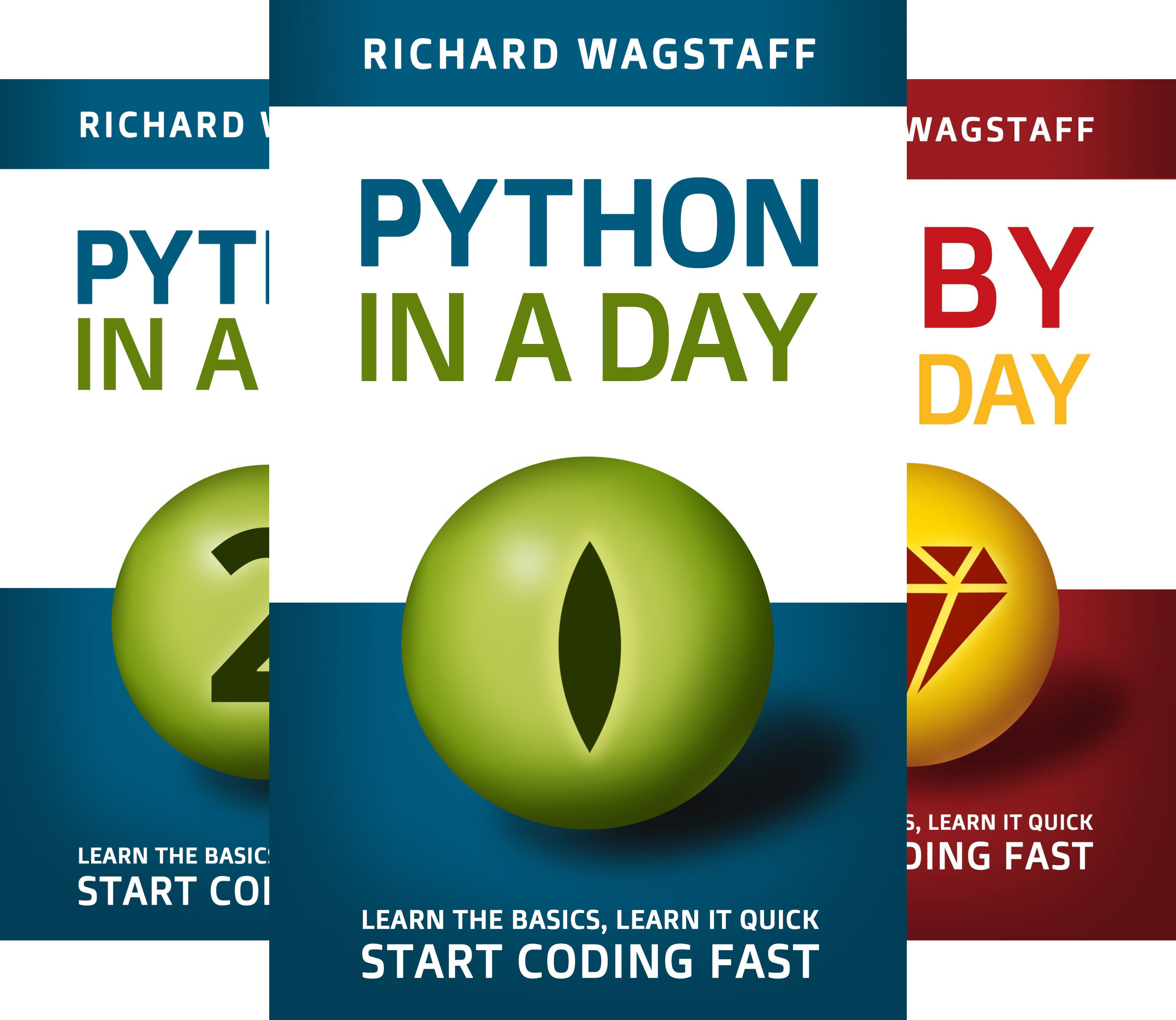 In A Day Books (3 Book Series)