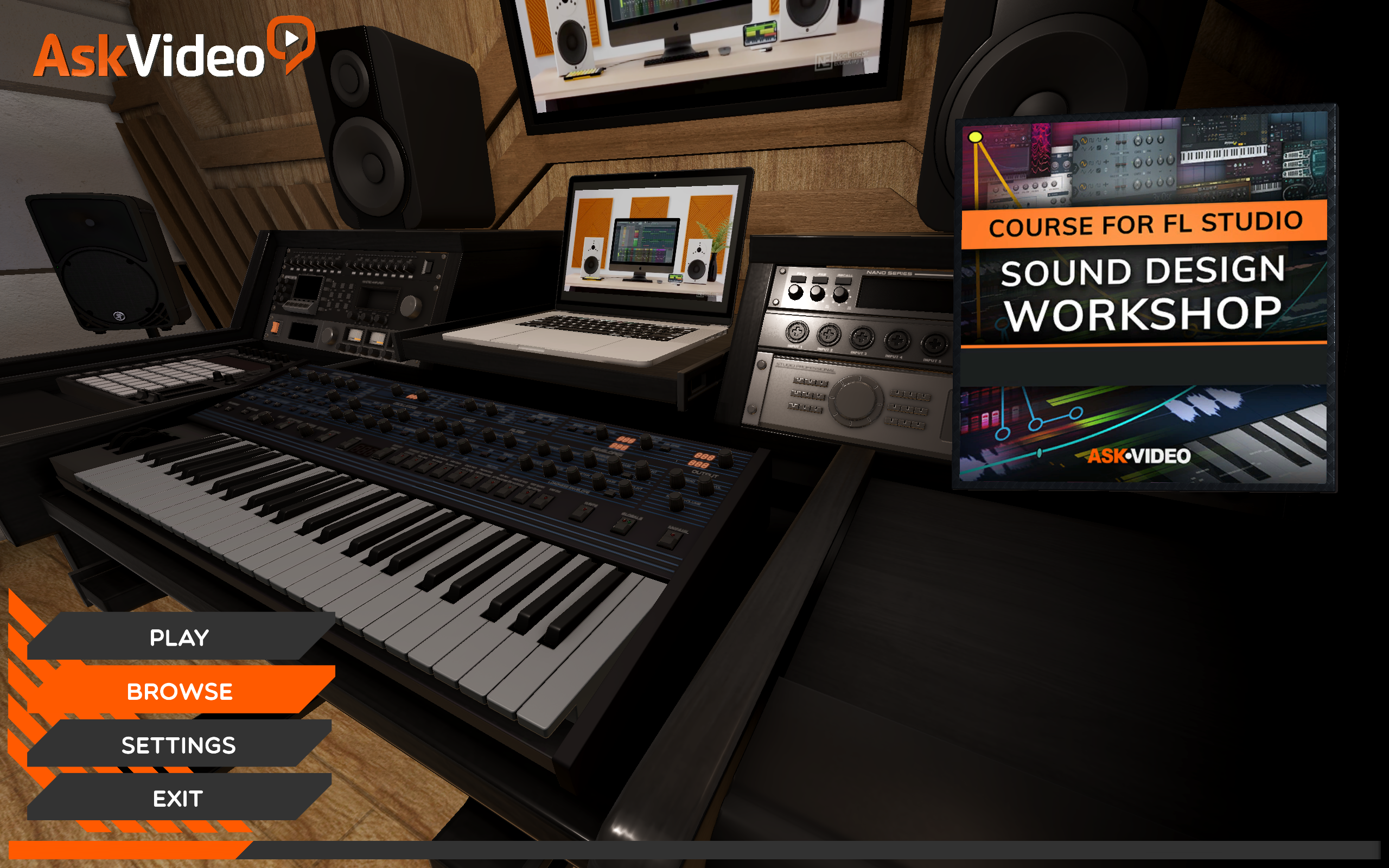 Sound Design Workshop For FL Studio By Ask.Video: Amazon.es ...