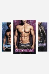 The Scorched Trilogy (3 Book Series) Kindle Edition