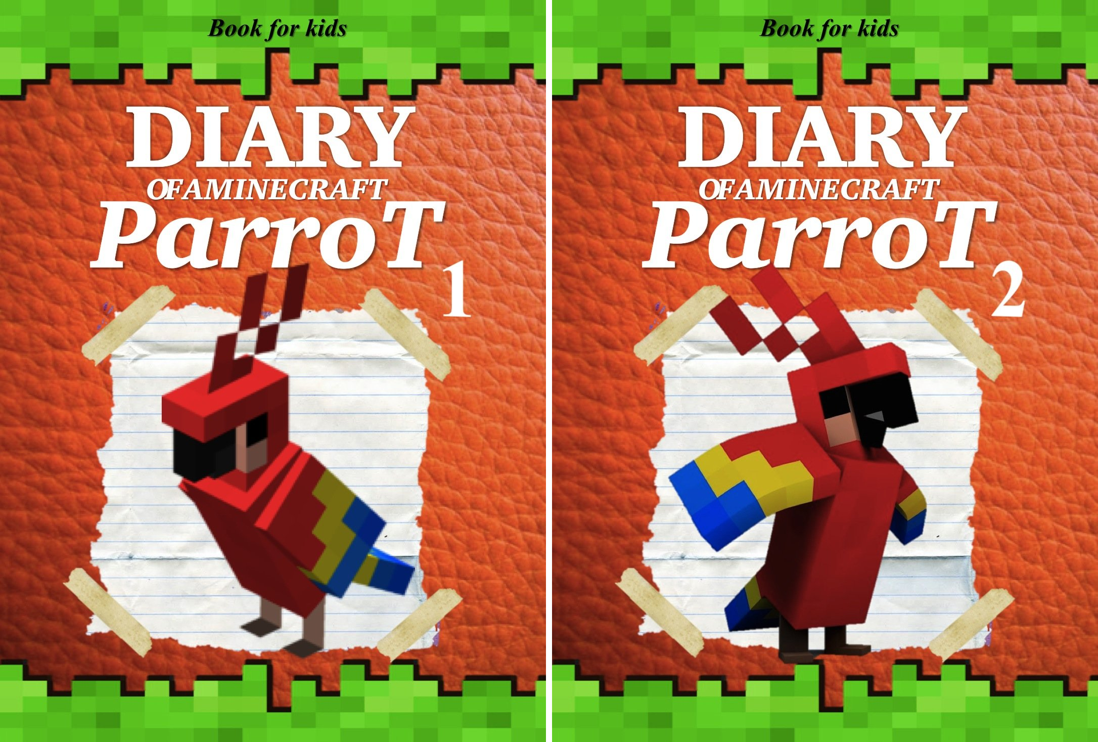 Parrot's Diary (2 Book Series)