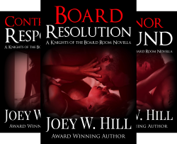 Knights of the Board Room (8 Book Series) by  Joey W. Hill