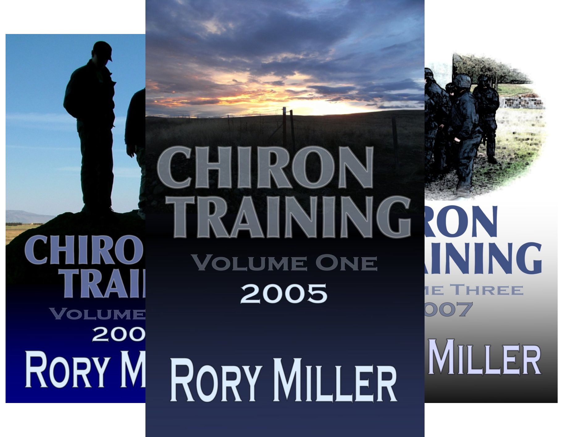 ChironTraining (6 Book Series)