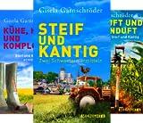 Ein-Steif-und-Kantig-Krimi (Reihe in 7 Bänden)